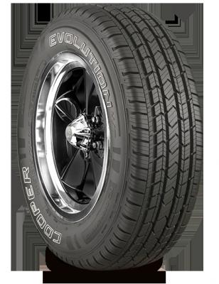 Evolution H/T Tires